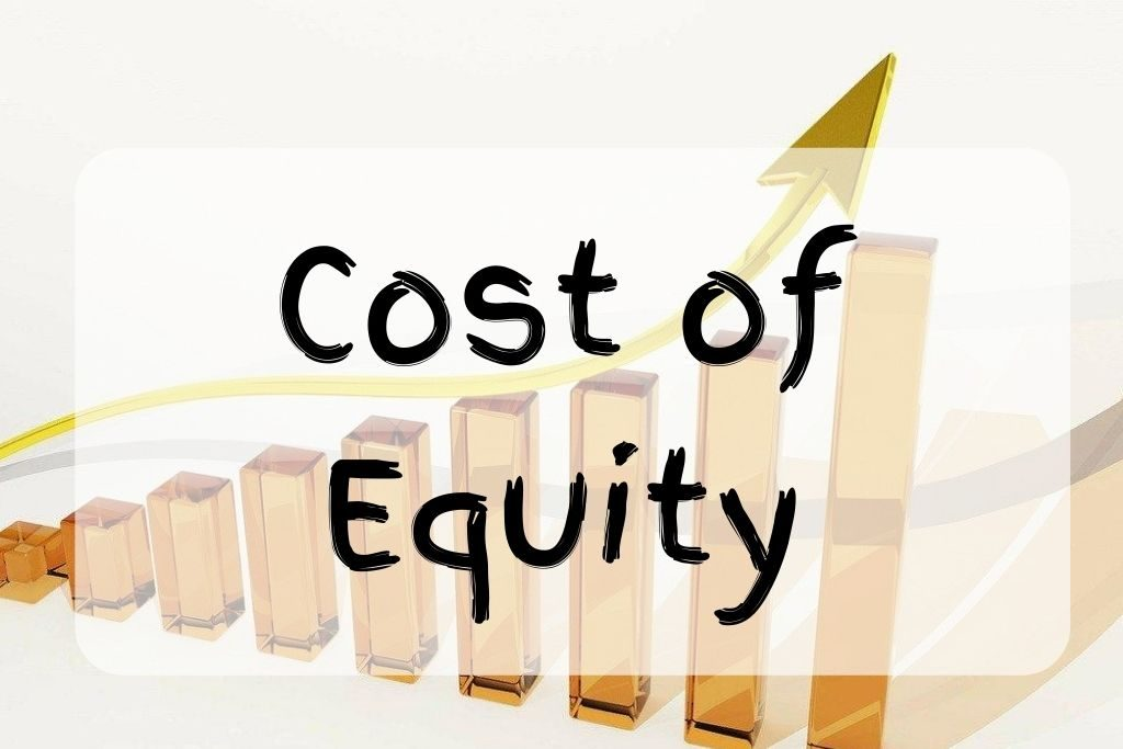what is cost of equity